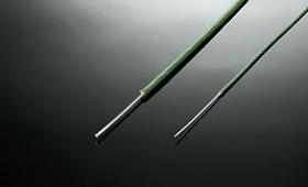オーグPTFE被膜線 緑